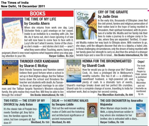 Books (TOI)_Dec1611