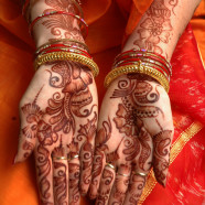 Bridal Henna (Arabic Design)